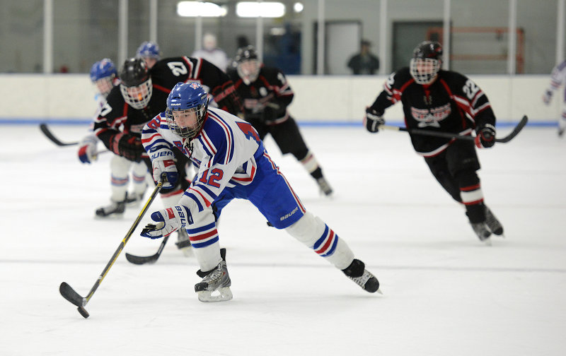 essays about hockey